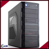 ACK PC TOWER CASE,80CM FANATX MID TOWER BL ACK PC TOWER CASE,80CM FAN