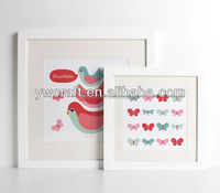 White Picture Collage Wooden Photo Frame Wholesale