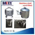 DAVEY brand can OEM 304 stainless steel water pool filter