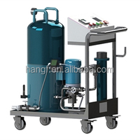 Portable Oil Filter Cart of HNC Series HNC-27-27 Type