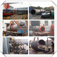 Durability and Professional Supplier Offering Coconut Shell Rotary Drum Dryer Sold to Malaysia