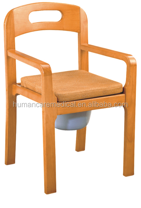 More pictures for toilet chair commode chair wooden commode chair