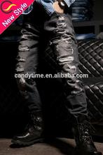 Hot sale italian brand men jeans trouser