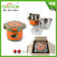 new product for 2013, new products 2014 stainless steel no fire re-cooking pot energy saving cooking pot, magic cooking pot