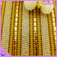 hotfix rhinestone net mesh for slipper and sandal,phone cover