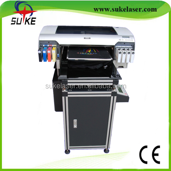 Inkjet a2 digital t shirt printing machine buy inkjet a2 for Machine for printing on t shirts