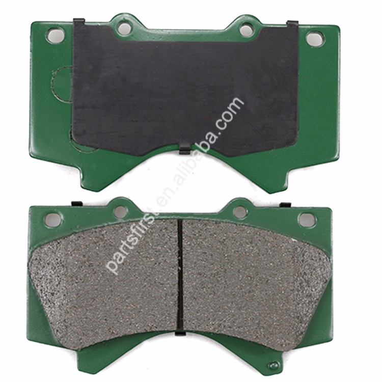 China Auto Brake Systems automobile genuine car brake pad 04465-35290 For Toyota Hilux TRW GDB3364