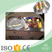 high product capacity small portable ice cream maker machine