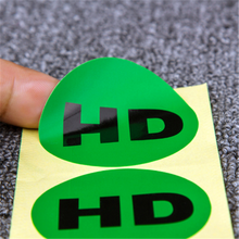 Printing customized own logo self adhesive roll labels sticker for products packages