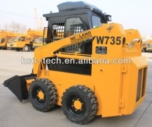 35KW skid steer loader with perkins engine