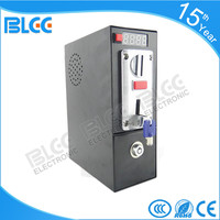 timer control box Computer and Internet Cafe Kiosk USB Coin acceptor with timer board with timer of game machine Iron box