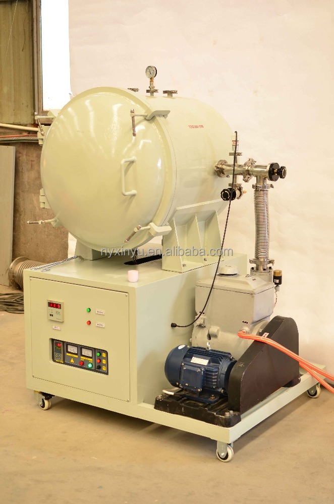 1200C Split high vacuum heat treatment chamber Furnace high vacuum sintering furnace cheap price
