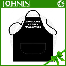 Wholesale online shopping Cotton fabric Christmas BBQ Apron
