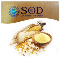 Cosmetic ingredient potent natural food source purple corn powder SOD enzyme