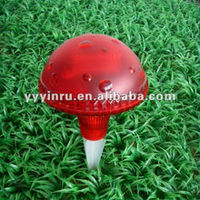 outdoor solar garden stick light/battery operated mini lamp/led solar garden lamp