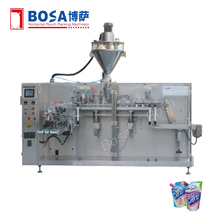 Premade Doypack Milk Powder Packing Machine with Slant Spout