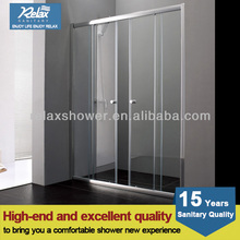 Wholesale Cheap Simple tempered glass shower enclosure bath screens
