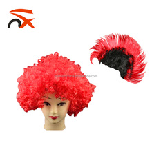 Custom Different Style Of Short Red Wig