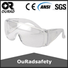 Anti-scratch safety disposable plastic eye shield