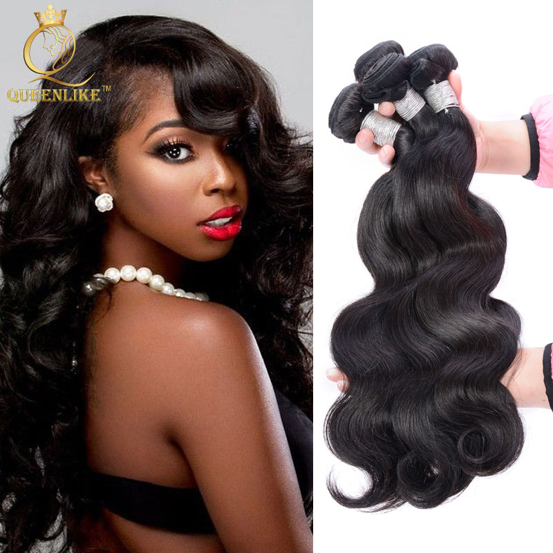 Brazilian Hair Body Wave Unprocessed 100% <strong>Human</strong>