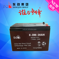 8-DM-20 (16V20AH) Dongjin Silk Printing AGM Lead Acid Battery