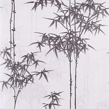 PT470_004 New bamboo wallpaper for restaurant decor