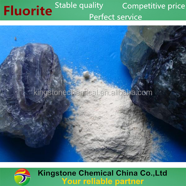 Fluorspar powder 95-98%