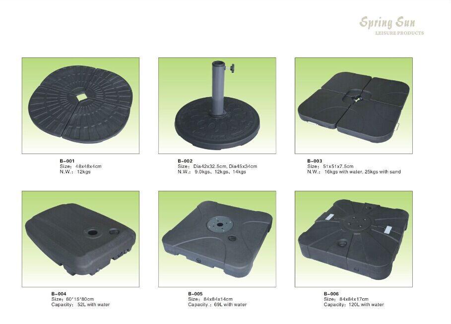 outdoor new design cantilever solar umbrella parts 2015