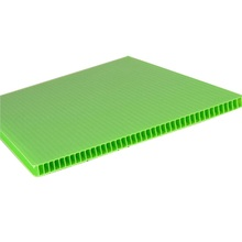 "3mm 48""X96""Top quality PP Plastic Corflute board"