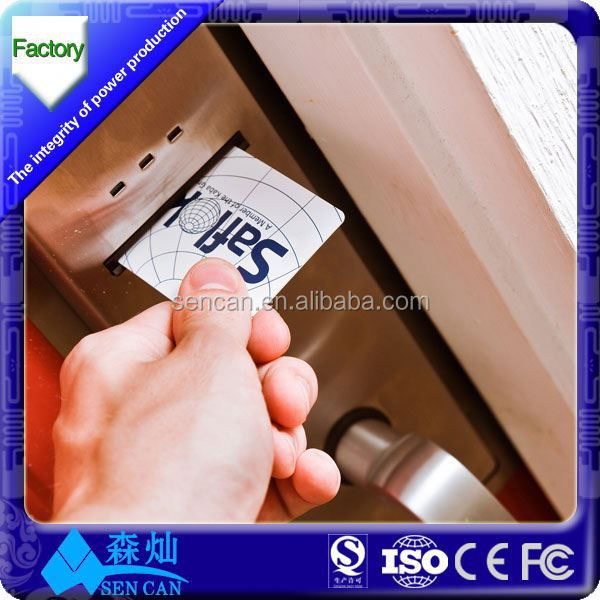 13.56MHz MF 1K Door access control cards /elevator control card manufacturer in China