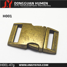 Dongguan Jinyu dog collar buckles side release buckles for pets
