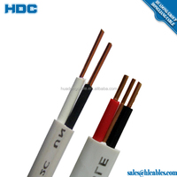 Overhead Application and Copper Conductor Material twin and earth cable