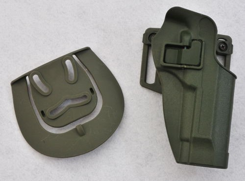 Loveslf military army waist gun holster CQC BK M9 hot sale gun bag