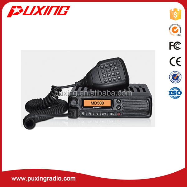dPMR mobile radio MD500D 6.25KHZ FDMA system 32bits voice encryption