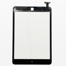 For iPad mini 1 mini 2 Spare Parts Touch Digitizer for iPad mini1 mini 2 Touch Screen Glass