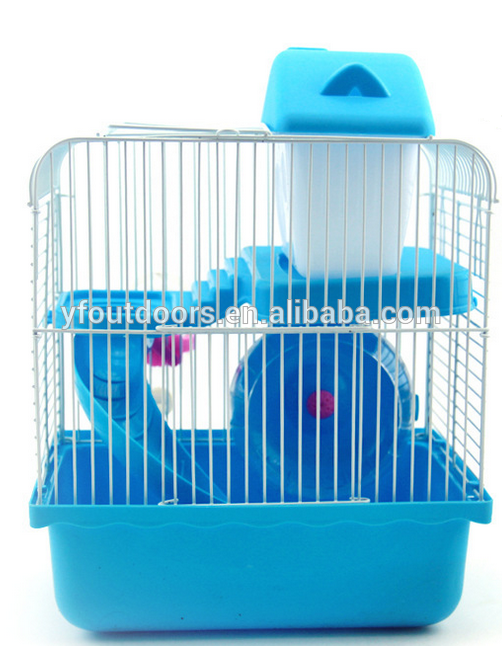 Best quality promotional durable more colors for choice hamster cage accessories