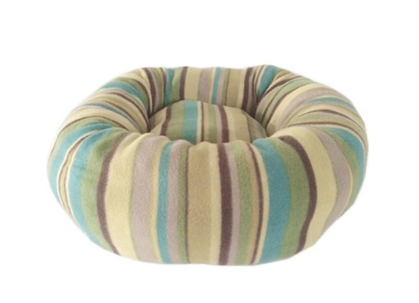 Manufaturer supplier circle pet bed cat nest dog snuggle