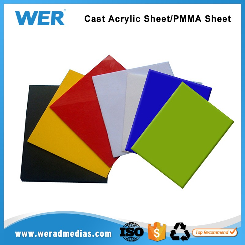 Available good acrylic sheet price plexiglass plate