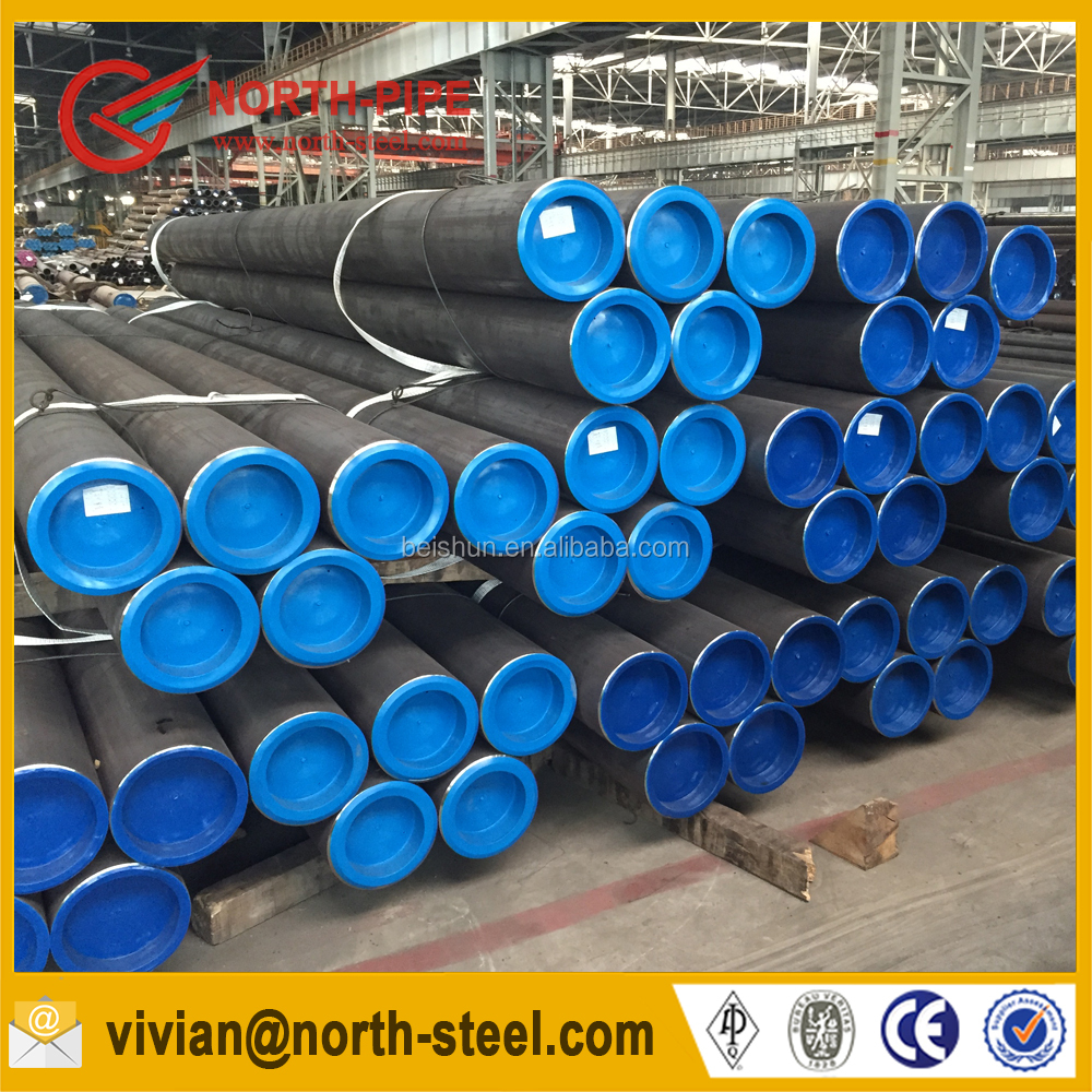 Cold Drawn ASTM A179 Seamless Low Carbon Steel Tube