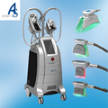 Cool fat freezing cryolipolysis cryo slimming machine equipment with 4 handles