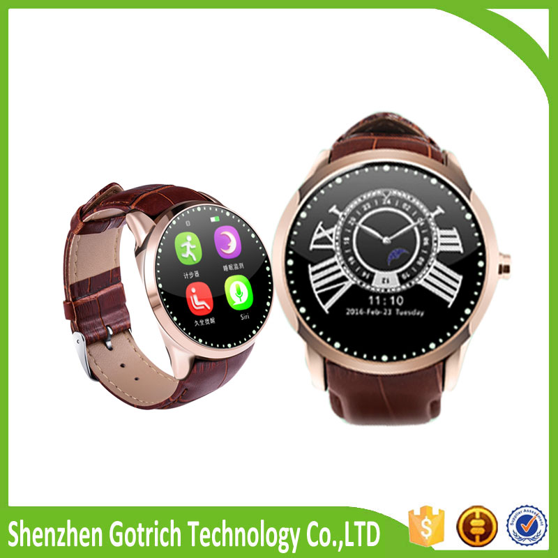 Bluetooth Android/IOS L3 Smart Watch For Apple/Samsung/Android/IOS Phone