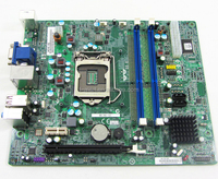 desktop Motherboard for Acer H61H2-AD LGA 1155 DDR3 H61 22NM I3 3220 original Mainboard,Fully tested.