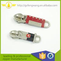Factory wholesale price 3# 5# 7# 8# 10# zinc alloy zipper slider for garment