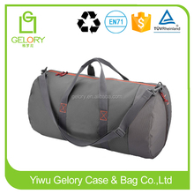 Outdoor sports use and polyester material custom duffle sport bag