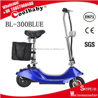 BL-300BLUE Coolbaby new arrival miniature model bike