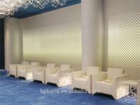 New design 3d wall panels semiprecious stones