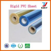 High quality cling jumbo normal clear soft pvc film in roll