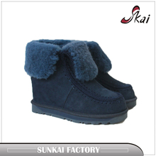 New fashion ladies shoes high heel cute cheap price warm winter buckle snow Boots Women