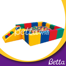 Various color multi style durable soft play places