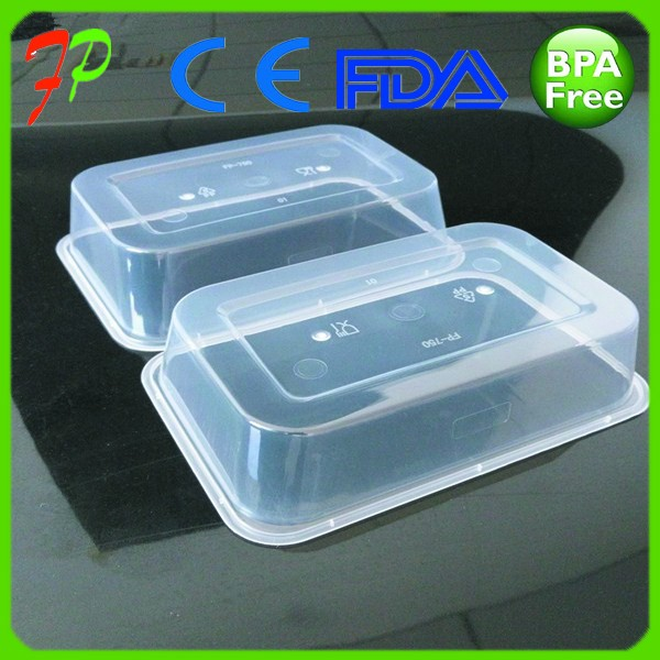 Foldable Plastic Food Storage Containers